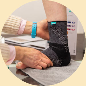 Maßanfertigung für gesunde Füße